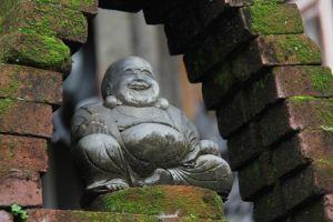 Bali_Buddha Smile